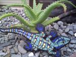 garden gecko