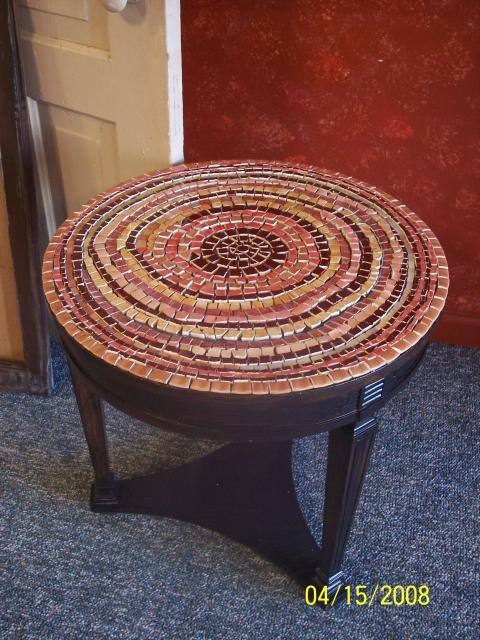 spiral table 2